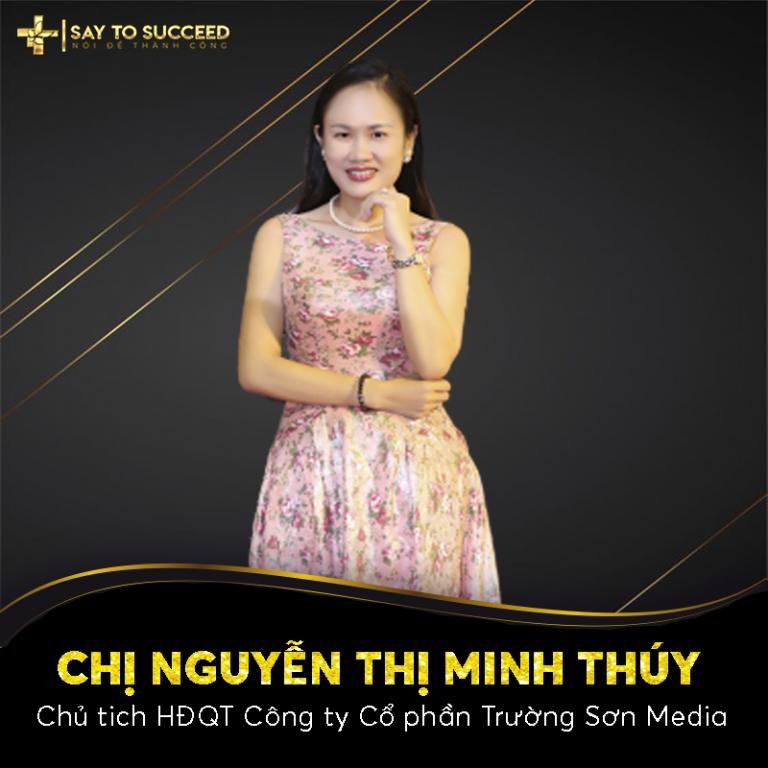 chị MINH THÚY